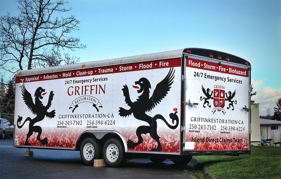Welcome to our new website! | Griffin Restoration